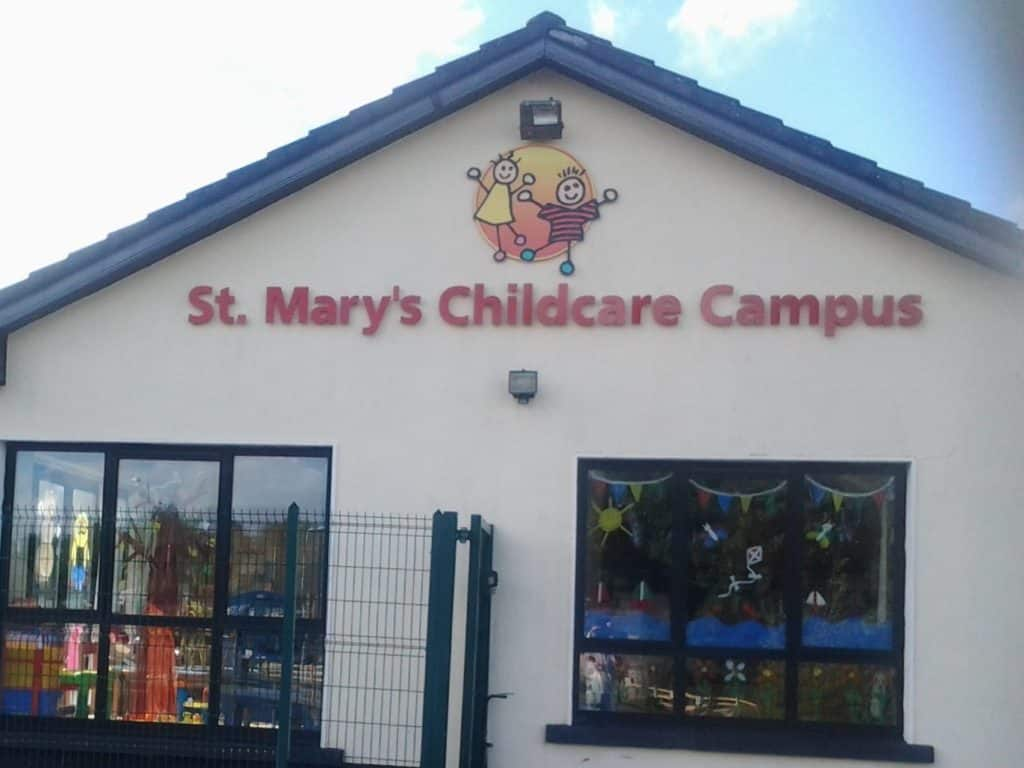 St. Mary's Childcare Campus